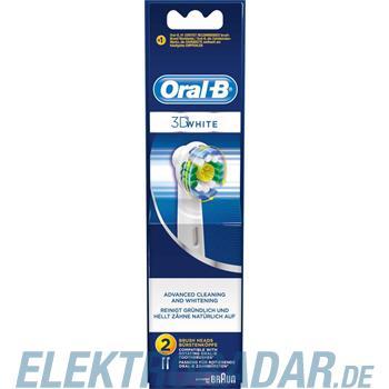 Procter&Gamble Braun Oral-B Mundpflege-Zubehör EB 3D White 2er 849308