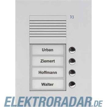 TCS Tür Control Audio Außenstation PUK 4 PUK04/1-ES