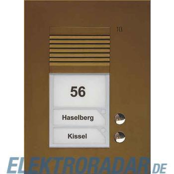 TCS Tür Control Audio Außenstation PUK 2 PUK02/1-EB