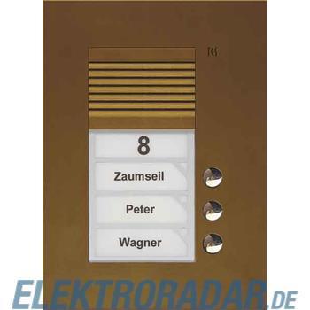 TCS Tür Control Audio Außenstation PUK 3 PUK03/1-EB