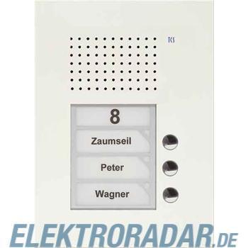 TCS Tür Control Audio Außenstation PUK 3 PUK03/1-WS