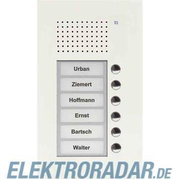 TCS Tür Control Audio Außenstation PUK 6 PUK06/1-WS