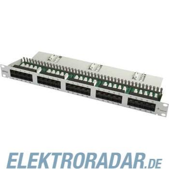 Telegärtner 19Z ISDN-Panel 1HE J02024C0002