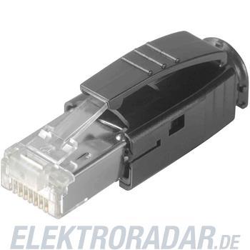 Weidmüller Stecker RJ45 Crimp IE-PS-RJ45-TH-BK