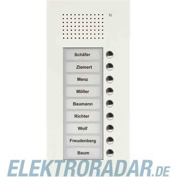 TCS Tür Control Audio Außenstation PUK 9 PUK09/1-WS