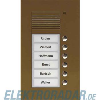 TCS Tür Control Audio Außenstation PUK 6 PUK06/1-EB
