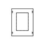 Sammelschienen-Module - 60 mm