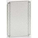 Legrand 36013 Montageplatte Lina25, 400 x 600 mm