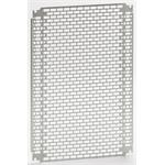 Legrand 36020 Montageplatte Lina25, 800 x 800 mm