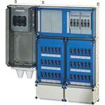 Hensel PV-Wechselrichter-Sammler Mi PV 6123