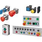 Siemens Leuchtmelder mit glatter L 3SB3001-6AA00