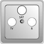 Elso Zentralplatte für SAT-Ante 2060331