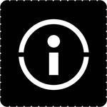 Busch-Jaeger Piktogramm Infopunkt 2144/59-19