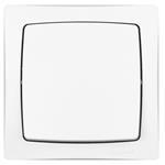 Legrand 86001 AP Wechselschalter ultraweiss Oteo