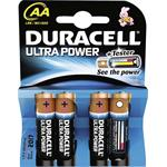 Procter&Gamble Dura. Batterie Alkaline Ultra Power-AA Bli.4