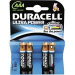 Procter&Gamble Dura. Batterie Alkaline Ultra Power-AAA Bli4