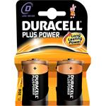 Procter&Gamble Dura. Batterie Alkaline Plus Power-D K2