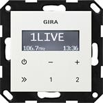 Gira UP-Radio RDS 228403