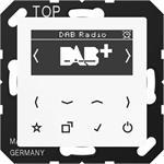 Jung Smart DAB+ Digitalradio DAB A WW