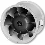 Helios Hochdruck-Rohrventilator 3 VARD 400/4 TK