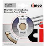 Cimco Diamanttrennscheibe 20 8700