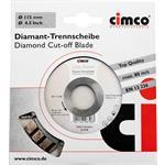 Cimco Diamanttrennscheibe 20 8708