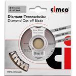 Cimco Diamanttrennscheibe 20 8718