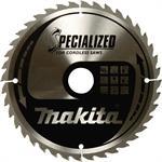 Makita Sägeblatt Specialized B-33825