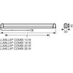 Osram Lumilux Combi-Leuchte 72011 EL-N