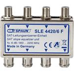 Spaun SAT-Leitungsentzerrer SLE 4420/6F