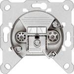 Triax BK-Durchgangsdose 2f. FS 07