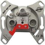 Astro Strobel Antennensteckdose GUT 307 PE