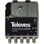 Televes (Preisner) Optischer QUATRO-Umsetzer OMS 44TS