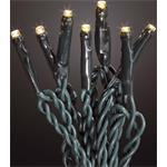 Hellum Glühlampenwer LED-Lichterkette 40-flg. 560435