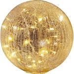 Hellum Glühlampenwer LED-Deko-Glaskugel 568912
