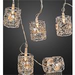Hellum Glühlampenwer LED-Lichterkette 8-flg. 576139
