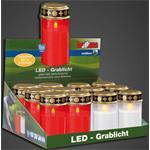 Hellum Glühlampenwer LED-Grablichter 999334