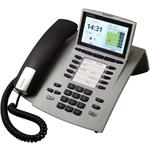 Agfeo Systemtelefon ST 45 silber