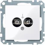 Merten Steckdosen-Einsatz pws/gl 290425