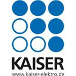 Kaiser Dosen-Frontteil D=35 mm fü 1299-06
