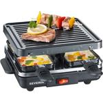 Severin Raclette-Grill RG 2686 sw