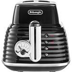 DeLonghi Toaster CTZ 2103.BK Karbonsw