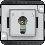 Merten Rollladentaster-Einsatz si 318860