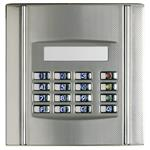 Legrand 333614 Frontblende Monobl. Code-Lock 1 M -Inox