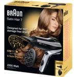 Procter&Gamble Braun Haartrockner HD 730 Diffusor sw