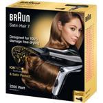 Procter&Gamble Braun Haartrockner HD 710 solo sw