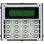 Legrand 342600 Zehnertastatur-Modul alphanumerisch