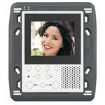 Legrand 349313 Video-Hausstation Farbe Axolute Display2-Draht -Wh