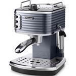 DeLonghi Siebträger-Espressoautomat ECZ 351.GY grau