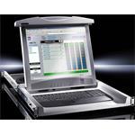 Rittal Monitor-Tastatur-Einheit DK 9055.310